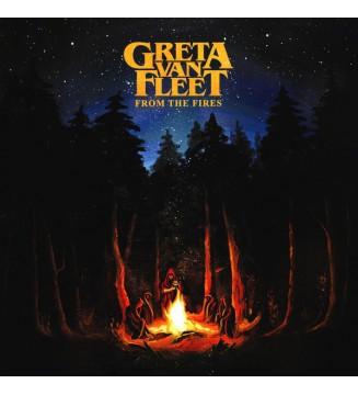 "Greta Van Fleet - From The Fires (12"", EP, Ltd, RE) mesvinyles.fr"