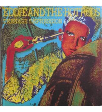 Eddie And The Hot Rods - Teenage Depression (LP, Album) mesvinyles.fr