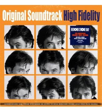Various - High Fidelity (Original Soundtrack) (2xLP, Num, RE, Ora) mesvinyles.fr