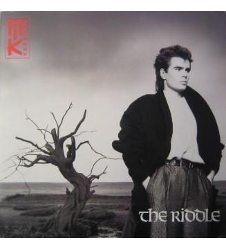 Nik Kershaw - The Riddle (LP, Album) mesvinyles.fr