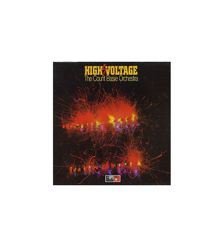 The Count Basie Orchestra* - High Voltage (LP) mesvinyles.fr