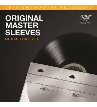 Origninal Master Sleeves x 50 mesvinyles.fr