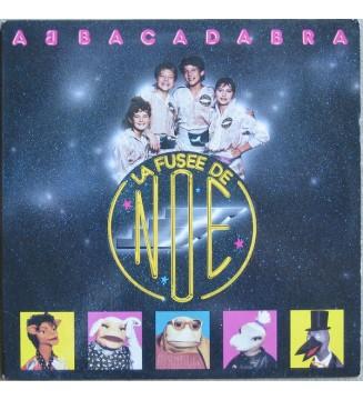 Abbacadabra (2) - La Fusée De Noé (LP, Album) mesvinyles.fr