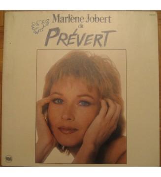 Marlène Jobert - Marlène Jobert Dit Prévert (LP) mesvinyles.fr