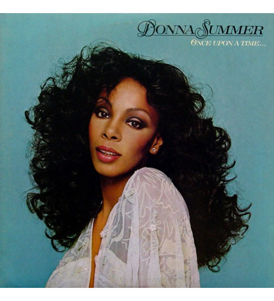Donna Summer - Once Upon A Time... (2xLP, Album, Gat)
