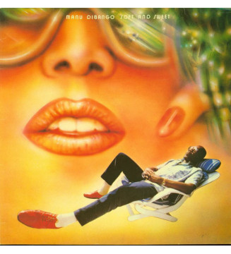 Manu Dibango - Soft And Sweet (LP) mesvinyles.fr