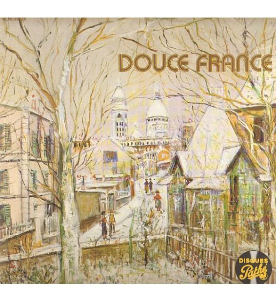 Various - Douce France (2xLP, Comp, RE, Gat) mesvinyles.fr