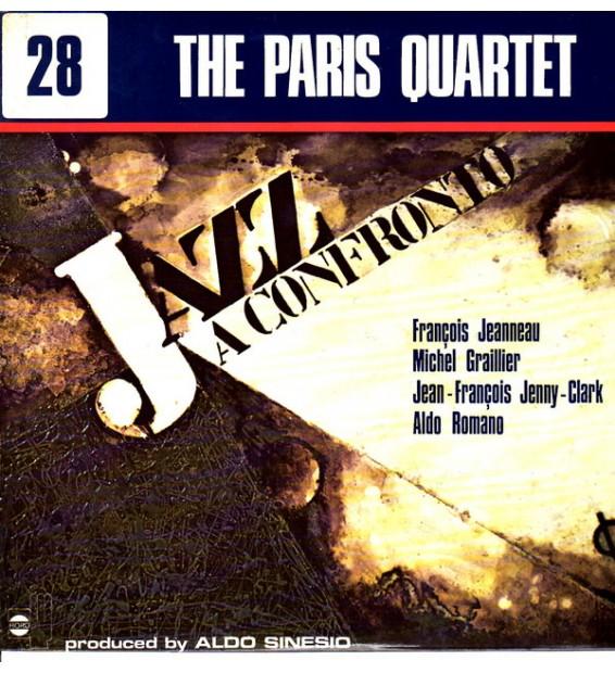 The Paris Quartet - Jazz A Confronto 28 (LP, Album) mesvinyles.fr