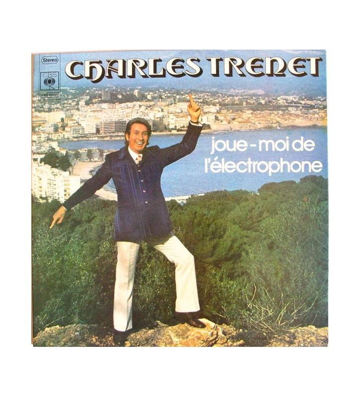 Charles Trenet - Joue-Moi De L'Electrophone (LP, Album, Gat) mesvinyles.fr