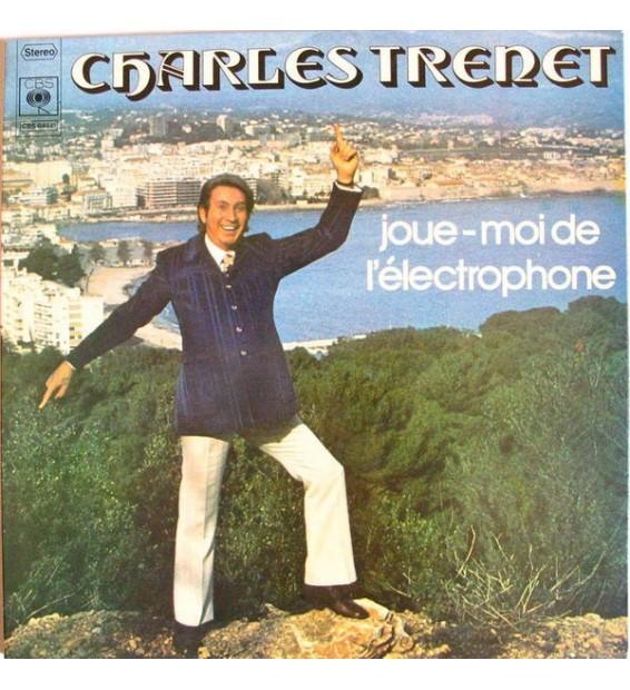 Charles Trenet - Joue-Moi De L'Electrophone (LP, Album, Gat)