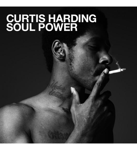 Curtis Harding - Soul Power (LP, Album) mesvinyles.fr