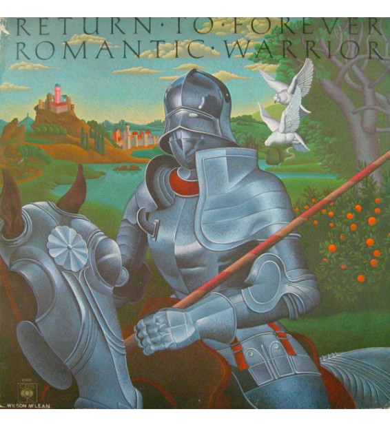 Return To Forever - Romantic Warrior (LP, Album) mesvinyles.fr