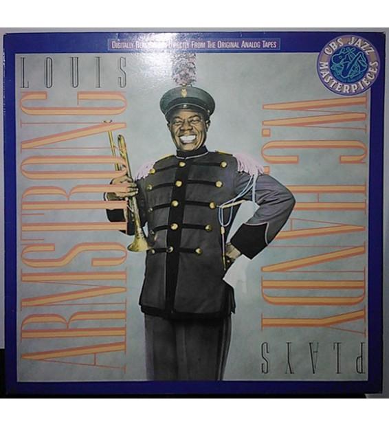 Louis Armstrong - Plays W.C. Handy (LP, Album, RE, RM) mesvinyles.fr