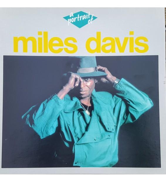 Miles Davis - A Portrait Of Miles Davis (3xLP, Comp)