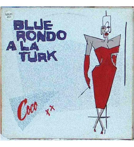 "Blue Rondo À La Turk - Coco (12"") mesvinyles.fr"