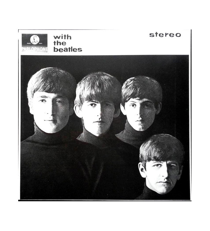 The Beatles - With The Beatles (LP, Album, RE) mesvinyles.fr