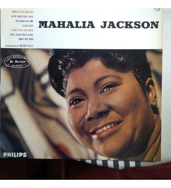 Mahalia Jackson - Tell The World mesvinyles.fr