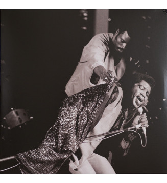 James Brown - Live At Home With His Bad Self (2xLP, Album) mesvinyles.fr