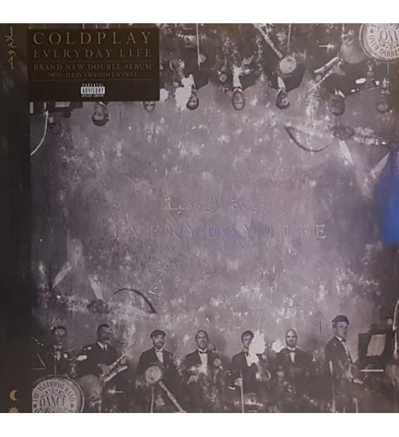Coldplay - Everyday Life (2xLP, Album) mesvinyles.fr