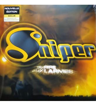 Sniper (6) - Du Rire Aux Larmes (2xLP, Album, RE) mesvinyles.fr