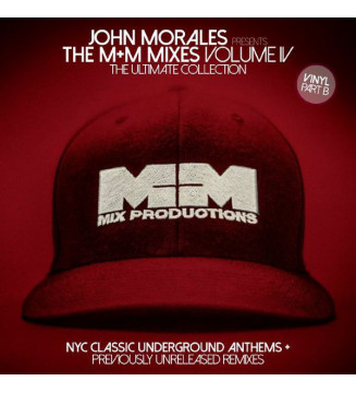 "John Morales - The M+M Mixes Volume IV The Ultimate Collection Part B (2x12"", Comp) mesvinyles.fr"