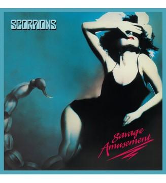 Scorpions - Savage Amusement (LP, Album, Dlx, RE, RM, 180 + CD, Album, RE, RM) mesvinyles.fr