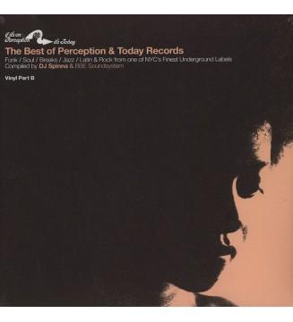 Various - The Best Of Perception & Today Records (Part B) (2xLP, Comp, Gat) mesvinyles.fr