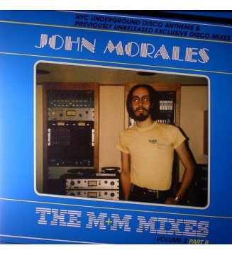 "John Morales - The M+M Mixes Volume 2 Part B (2x12"", Comp) mesvinyles.fr"