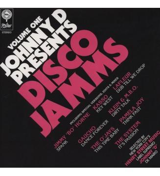 "Johnny D* - Disco Jamms (Volume One) (2x12"", Comp) mesvinyles.fr"