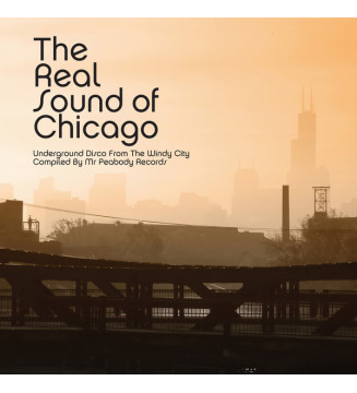 """Various - The Real Sound Of Chicago (Underground Disco From The Windy City) (2x12"""", Comp) mesvinyles.fr"""