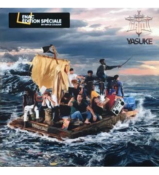 IAM - Yasuke (3xLP, Album, S/Edition, Blu) mesvinyles.fr