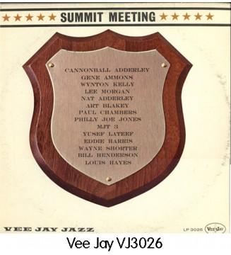 Various - Summit Meeting (LP, Comp) mesvinyles.fr