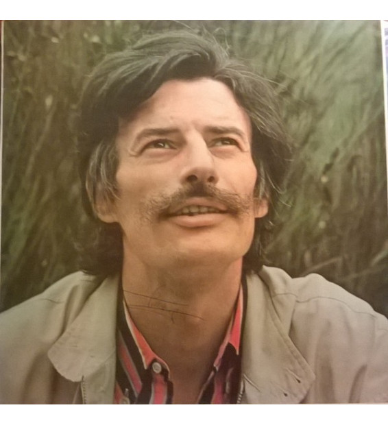 Jean Ferrat - Jean Ferrat (LP, Album, RE)