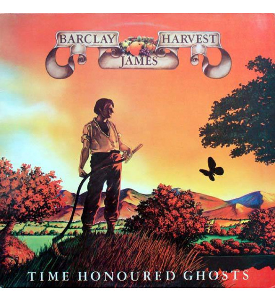 Barclay James Harvest - Time Honoured Ghosts (LP, Album)