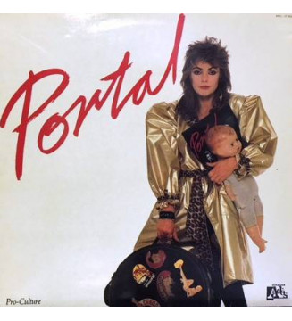 Louise Portal - Portal (LP, Album)