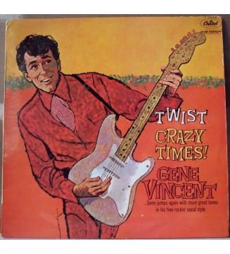 Gene Vincent - Twist Crazy Times (LP) mesvinyles.fr