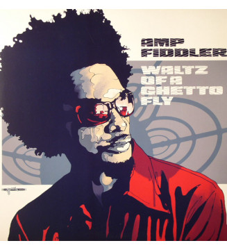 Amp Fiddler - Waltz Of A Ghetto Fly (2xLP, Album, Gat) mesvinyles.fr
