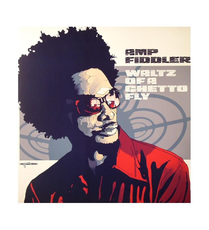 Amp Fiddler - Waltz Of A Ghetto Fly (2xLP, Album, Gat) mesvinyles.fr