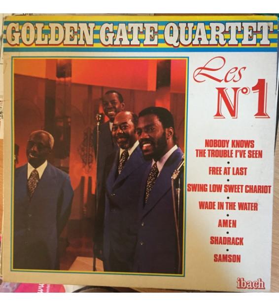 The Golden Gate Quartet - Les No 1 (LP, Album) mesvinyles.fr