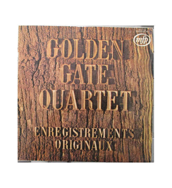 The Golden Gate Quartet - The Golden Gate Quartet (LP, Comp) mesvinyles.fr