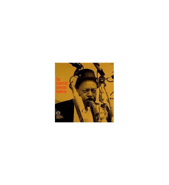 Coleman Hawkins - The Essential Coleman Hawkins (LP, Comp, RE, Gat) mesvinyles.fr