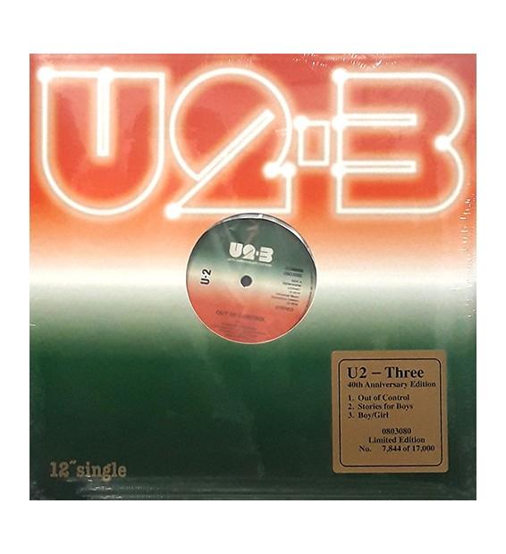 """U-2* - U2-3 (12"""", Ltd, Num, RE, 40t) mesvinyles.fr"""