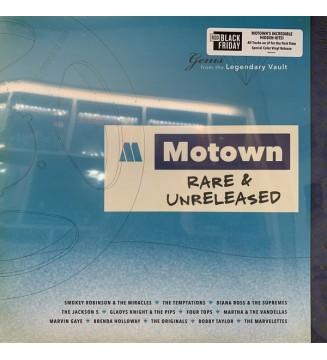 Various - Motown Rare & Unreleased (LP, Comp, Mono) BLACK FRIDAY 2019 mesvinyles.fr