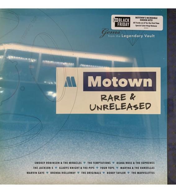 Various - Motown Rare & Unreleased (LP, Comp, Mono) mesvinyles.fr