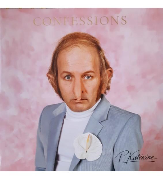 Katerine - Confessions (2xLP, Album) mesvinyles.fr