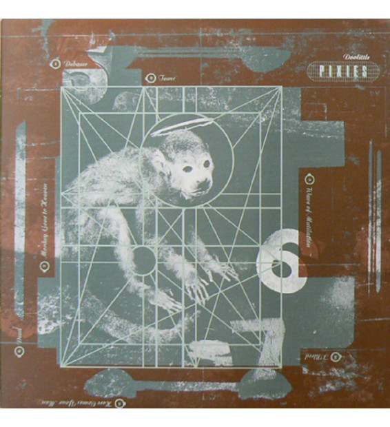 Pixies - Doolittle (LP, Album, RE, 180) mesvinyles.fr
