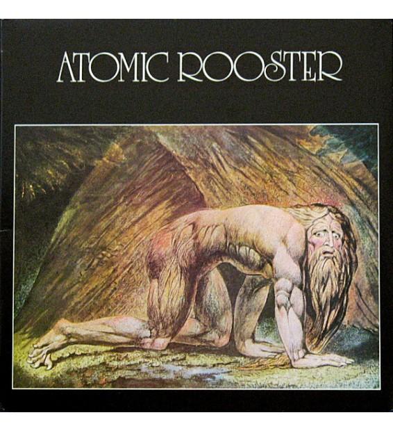 Atomic Rooster - Death Walks Behind You (LP, Album, RE) mesvinyles.fr