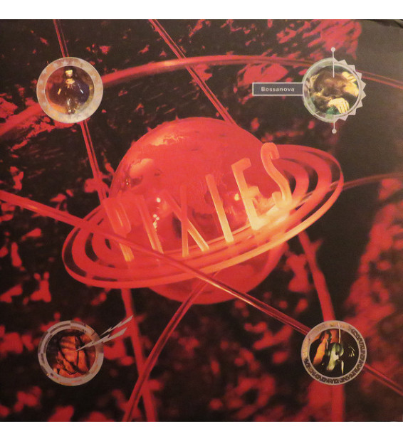 Pixies - Bossanova (LP, Album, RE, 180) mesvinyles.fr