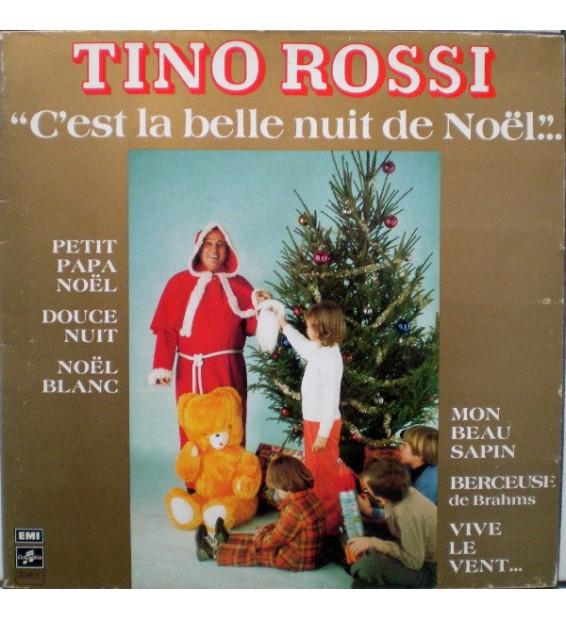 Tino Rossi - C'est La Belle Nuit De Noël... (LP, Comp, RE, Gat) mesvinyles.fr