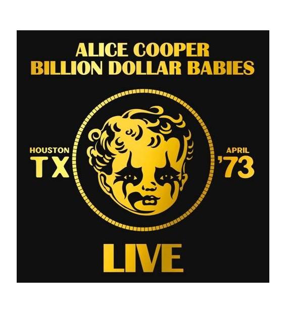 Alice Cooper - Billion Dollar Baby LIVE Houston 73 mesvinyles.fr